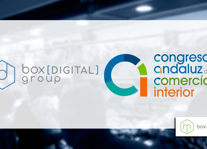 BoxDigital participa como ponente en el Congreso andaluz de Comercio Interior