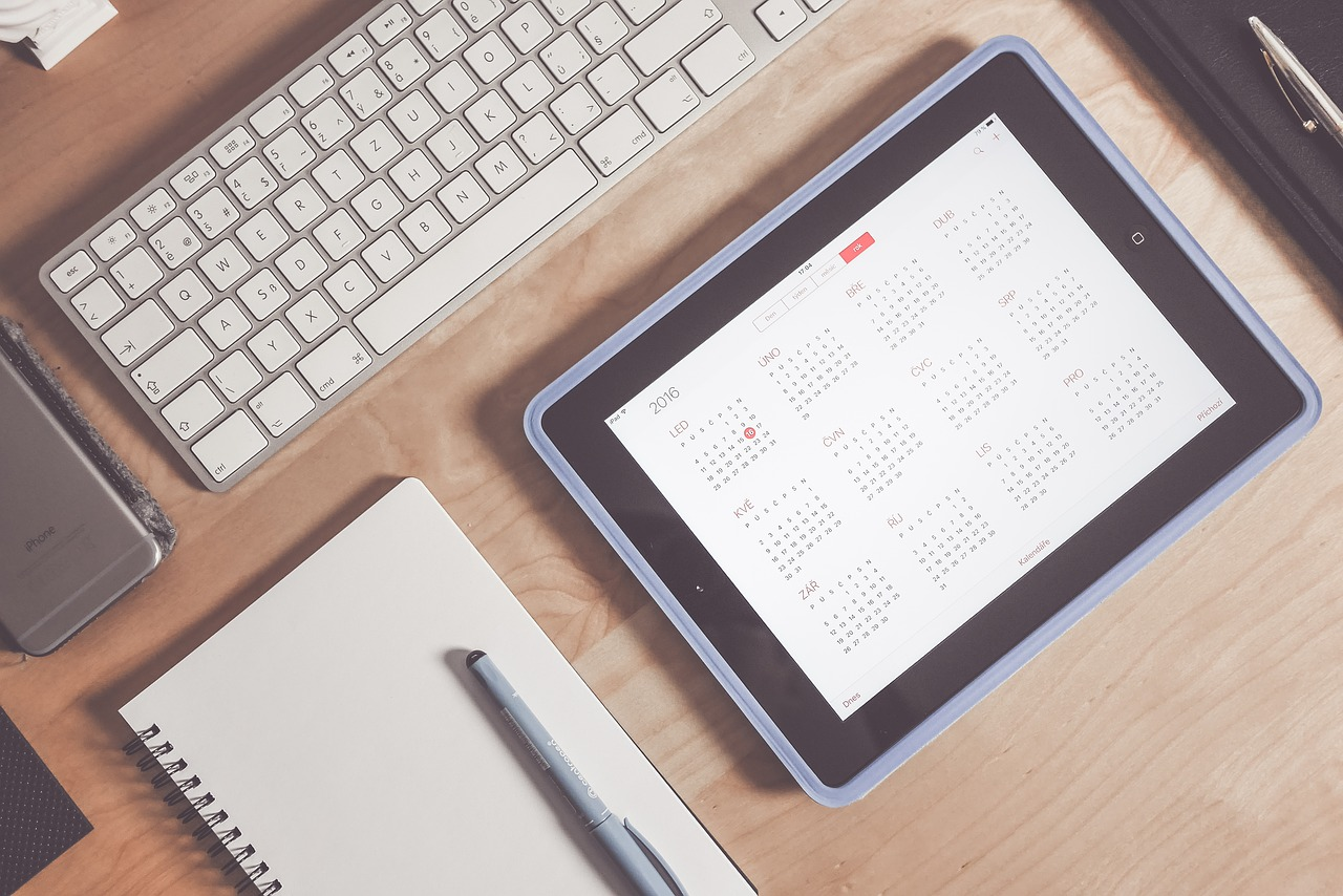 El calendario del Community Manager