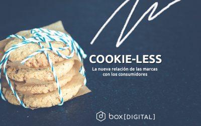 El Cookie-Less. Nueva relación marca-consumidor
