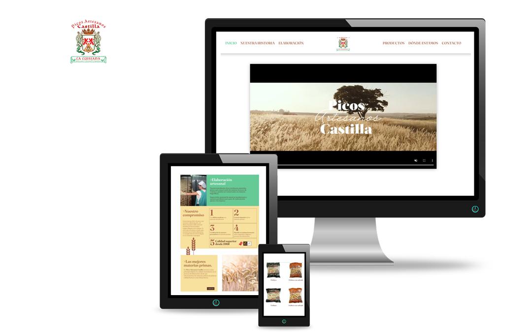 Picos La Luisiana actualiza su presencia online con BoxDigital